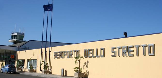 L'aeroporto di Reggio