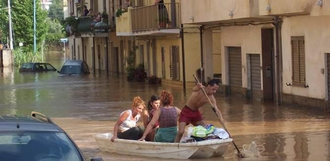 L'alluvione di Vibo del 2006