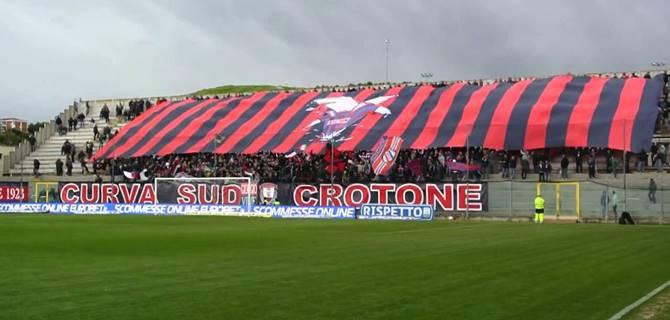 I tifosi del Crotone
