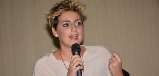 La deputata calabrese Dalila Nesci