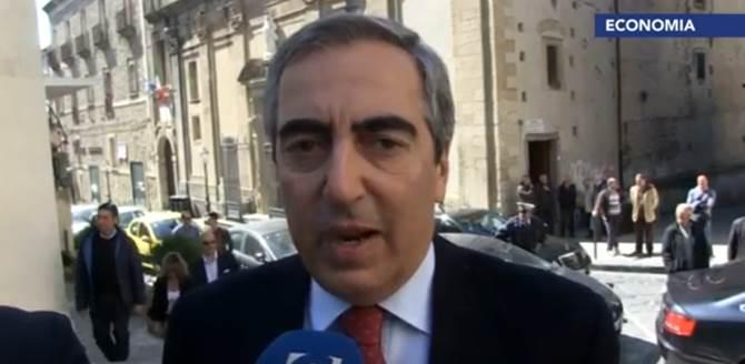 Forza Italia, il senatore Gasparri