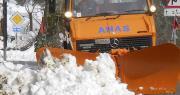 Neve tra gli svincoli di Mormanno e Morano: Anas al lavoro