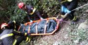 Cade in un dirupo e muore, tragedia a Gizzeria