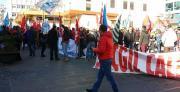 Dipendenti Tim in piazza a Catanzaro: «Basta tagli». L'azienda: «Smentiamo esuberi»
