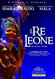 """Teatro Rendano di Cosenza: tutto pronto per """"Il Re leone musical tour"""""""