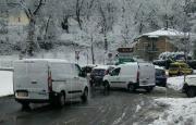 Calabria nuovamente sotto la neve. Cosenza e Catanzaro imbiancate