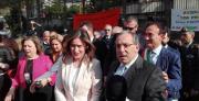 Maria Elena Boschi a San Luca: «Lo stato e le istituzioni sono presenti» (VIDEO)