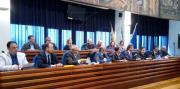 Catanzaro, la conferenza stampa convocata dal Movimento Cinque Stelle