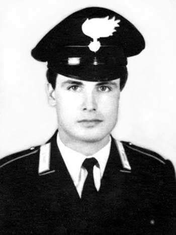 Vice brigadiere Rosario Iozia, ucciso nell'aprile 1987