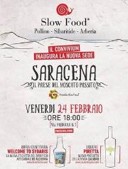 Saracena, Slow Food inaugura la nuova sede