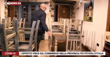 «Lo Stato ci aiuti o chiudiamo»: il grido d'aiuto di commercianti e ristoratori di Vibo