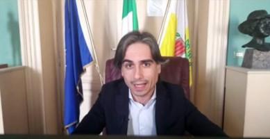 Il sindaco di Reggio Calabria, Giuseppe Falcomatà