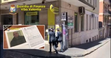 Il boss con il reddito di cittadinanza, sequestro e denuncia per Vincenzo Barba