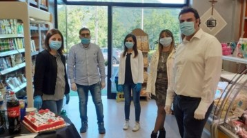 Coronavirus, la fiducia oltre la crisi: nuovo negozio inaugurato nel Cosentino