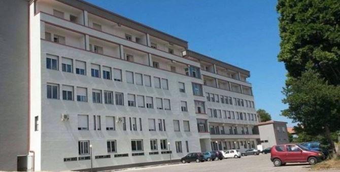 L'ospedale di Serra San Bruno