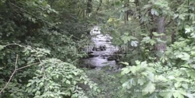 Il fiumicello di località Massacornuta