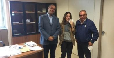 Sanità in Calabria, la senatrice Vono incontra Cotticelli e Notarangelo