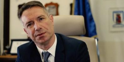 Il procuratore capo di Vibo Valentia Camillo Falvo