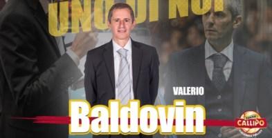 Volley Tonno Callipo, è ufficiale: Valerio Baldovin è il nuovo allenatore