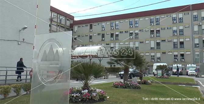 Catanzaro, l'ospedale Pugliese