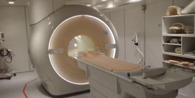 La risonanza magnetica dell'ospedale di Praia