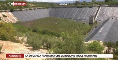 Rifiuti, a Melicuccà la discarica fantasma ferma da 7 anni che la Regione vuole riaprire