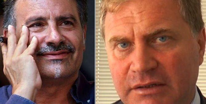 Nicola Oddati e Stefano Graziano