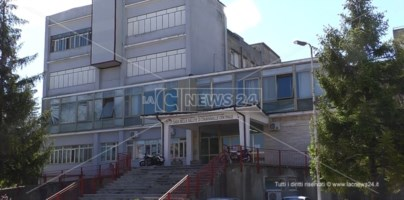 L'ex ospedale di Chiaravalle Centrale