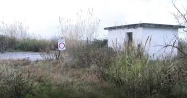 L'area dell'ex discarica comunale di Sant'Onofrio