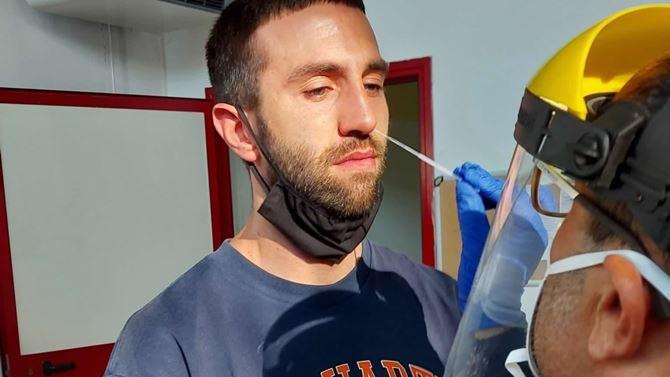 Coronavirus, calciatori e staff del Cosenza negativi al tampone
