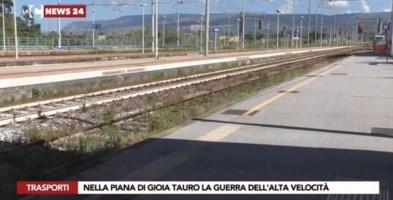 La stazione di Rosarno