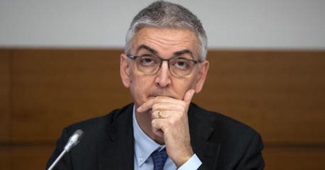 Silvio Brusaferro (foto ansa)