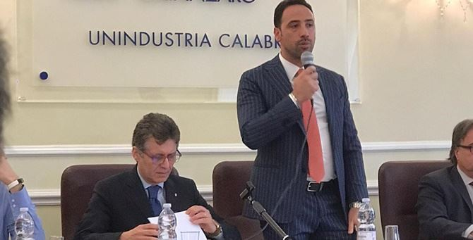 Alfredo Citrigno, Unindustria