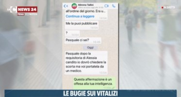 Vitalizi, Tallini shock: «Per colpa di LaC News24 mi serve la scorta»