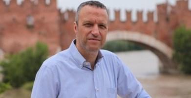 L'ex sindaco di Verona Flavio Tosi