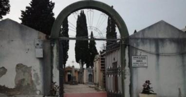 Il cimitero di Mileto