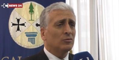 Il consigliere regionale Giuseppe Graziano