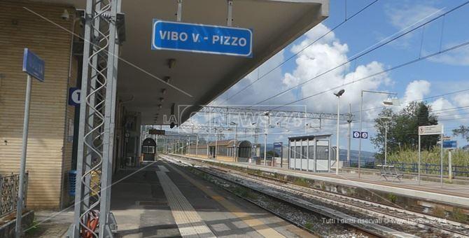 Lo scalo ferroviario di Vibo-Pizzo