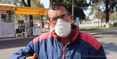 Un frame del documentario La Calabria ai tempi del coronavirus