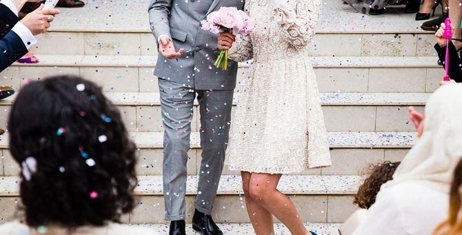 Immagine di sposi, foto da pixabay