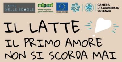"""""""Latte nelle Scuole"""", al via la campagna della Camera di Commercio di Cosenza"""