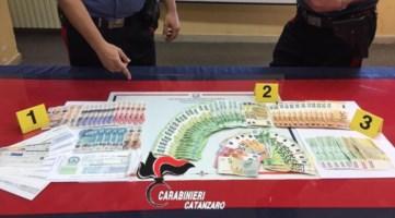 Usura nel Catanzarese: prestito di 5mila euro arriva a 40mila, arrestato 58enne