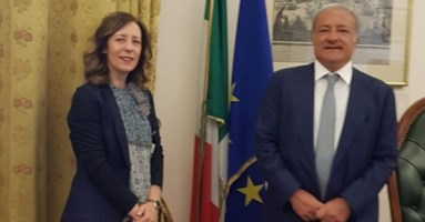 Vono (Iv): «Incontro con Margiotta per velocizzare appalti per trasversale delle Serre»