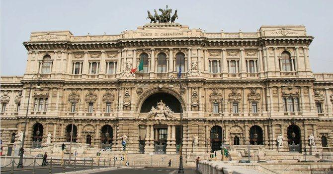 La sede della Cassazione a Roma