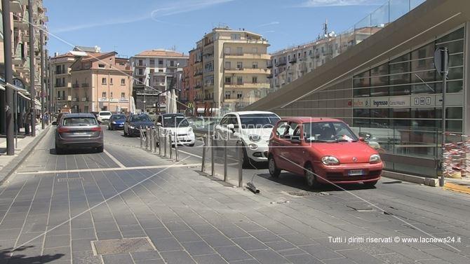 Cosenza, Piazza Bilotti
