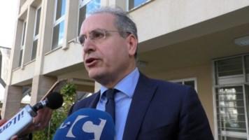 Il sindaco di Lamezia Terme Paolo Mascaro