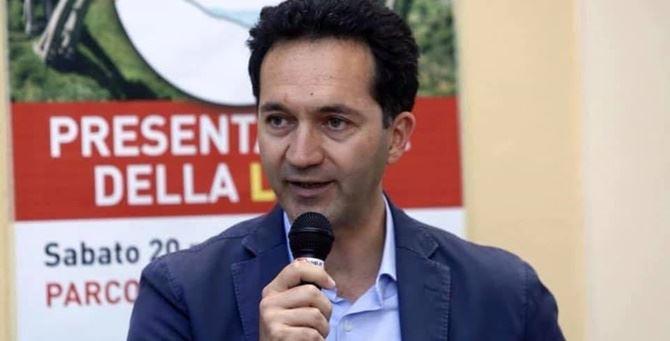 Il consigliere regionale Francesco Pitaro