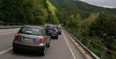 La fila tra Camigliatello a Cosenza