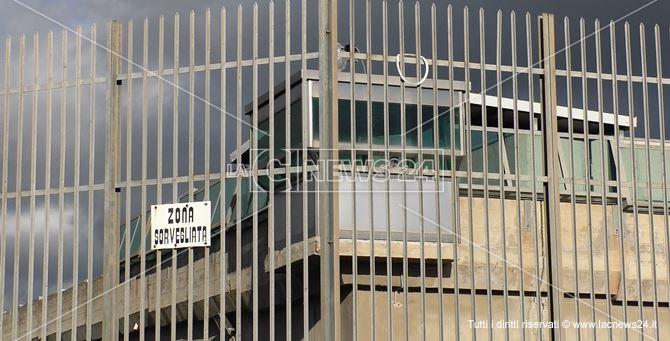 Il carcere Siano di Catanzaro