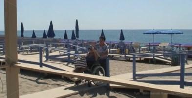 A Catanzaro un'estate senza barriere sulla spiaggia più accessibile d'Italia